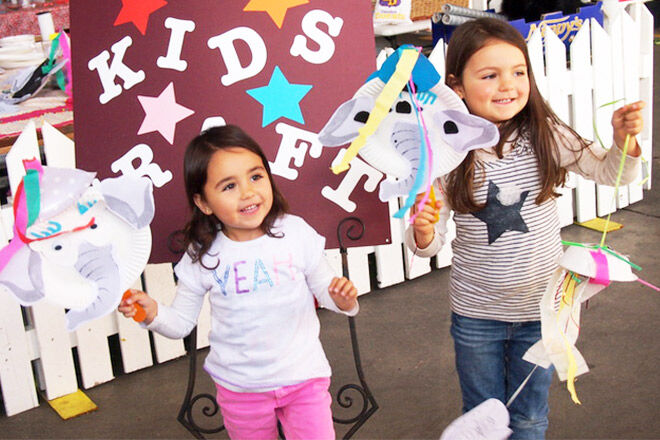 School holiday activities and events at Dandenong Market, Melbourne