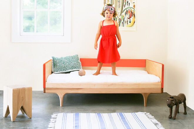 Cot To Tot Clever Cots That Convert To Toddler Beds - Table converts to bed