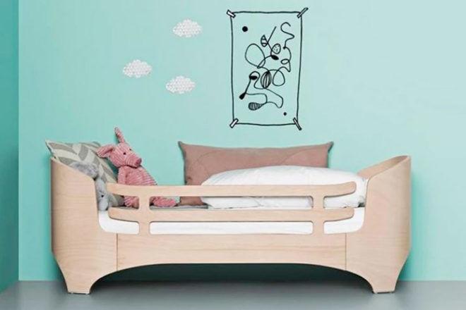 Leander junior bed conversion