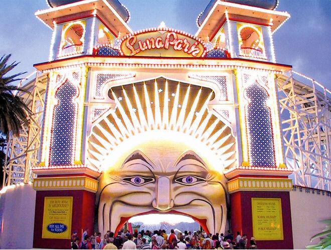 Luna Park events and Activities, Melbourne