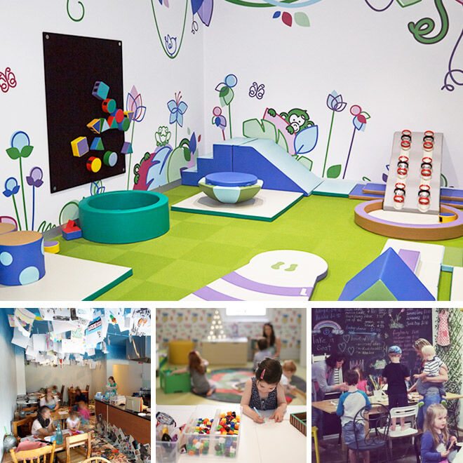 Enjoy a coffee at one of our favourite kid friendly cafes around Melbourne.