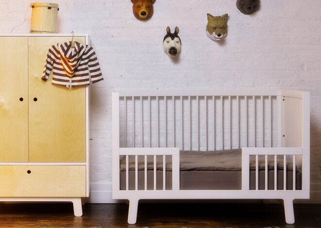 Cot To Tot 10 Clever Cots That Convert To Toddler Beds