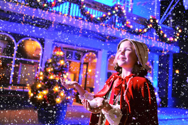 Celebrate Christmas in July at Sovereign Hill this School Holidays