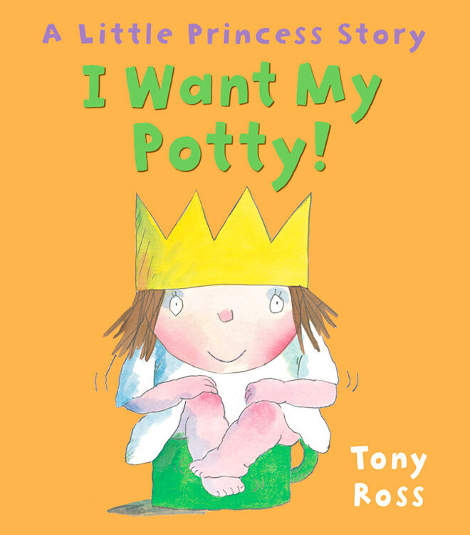 The story of a Little Princess and the joys of potty training