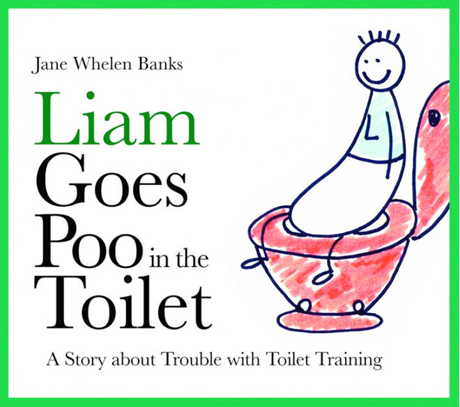 Liam Goes Poo shows children the relationship between eating and going to the toilet.