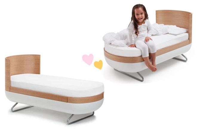 Ubabub clear pod toddler bed