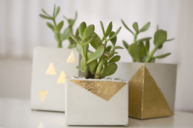 10 concrete craft ideas you can make this weekend