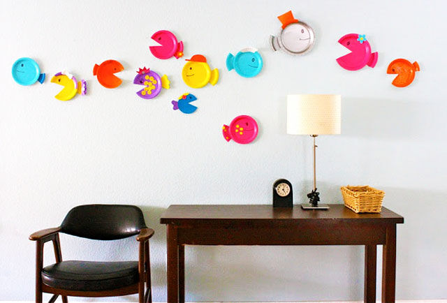 Paper plate craft ideas to make with the kids