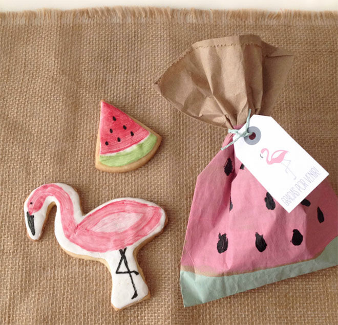 watermelon - bag