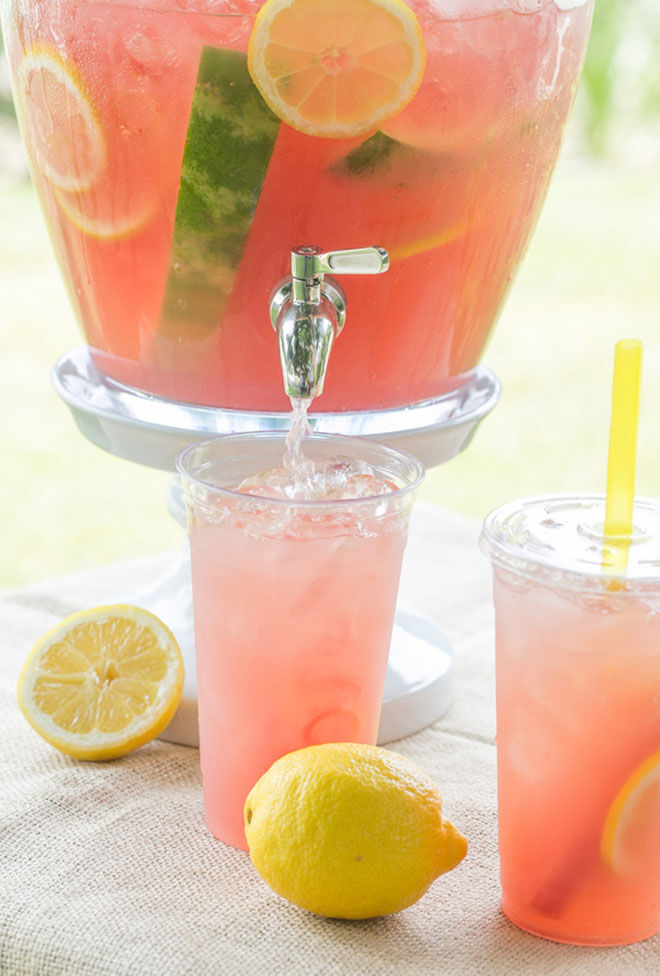 watermelon - lemonade