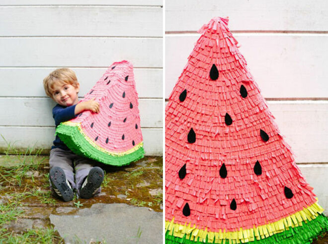 watermelon -pinata