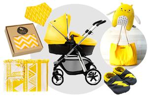 Hello Yellow Colour Trend