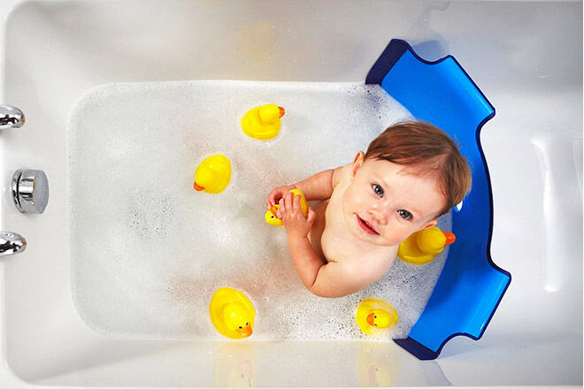 Rub a dub dub: 10 alternatives to the baby bath | Mum's Grapevine
