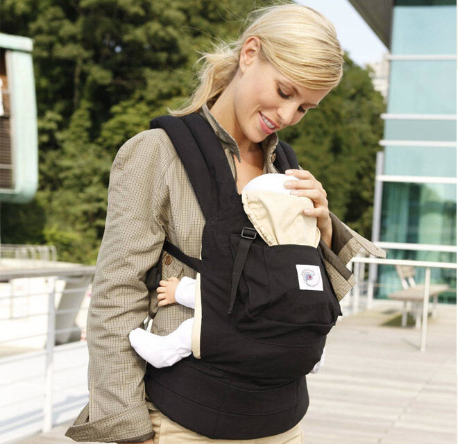 First Year Essentials: Baby Carrier | Mum's Grapevine