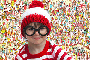 DIY book week costumes: Where's Wally Costume Ideas | Mum's Grapevine