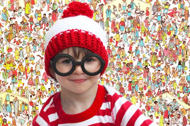 DIY book week costumes: Where's Wally | Mum's Grapevine