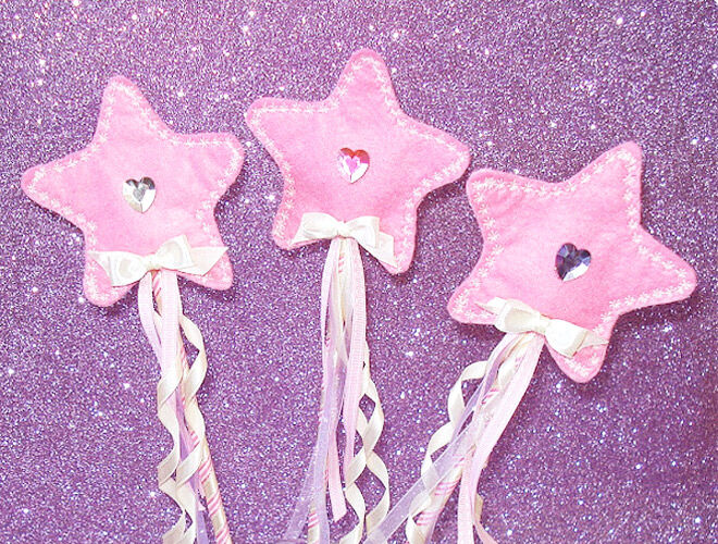 Fairy Wand Sewing Tutorial