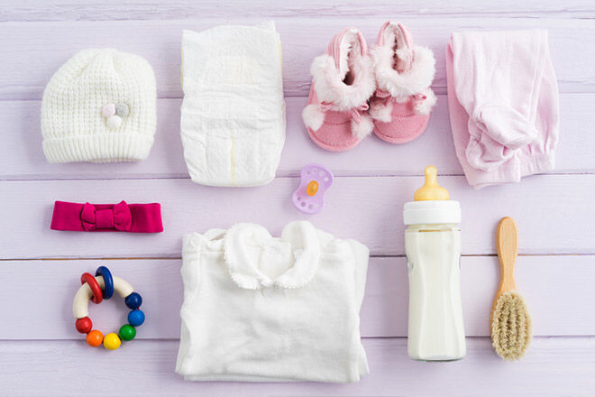 First year essentials: how to save money buying for a newborn