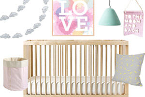 Dream Room: Pastel Nursery | Mum's Grapevine