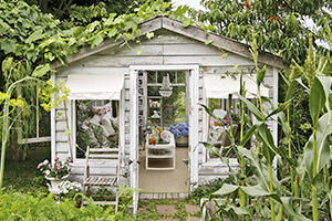 She sheds: A place for you to relax, work and enjoy the peace and quiet