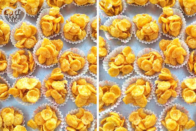 Sugar-free honey joy recipe