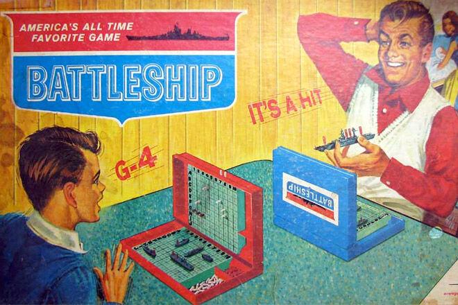 Original BattleShip Game
