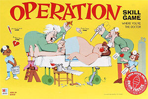 20 toys that are older than you think - Operation game