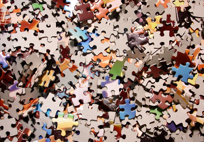 Timeline of Toys : Jigsaw Puzzles