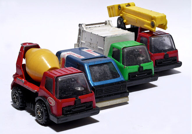 20 Toys That Are Older Than You Think: Tonka Trucks