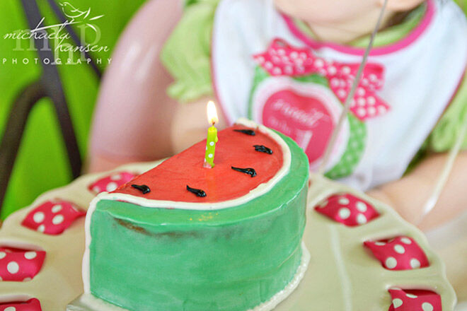 Watermelon Party: Watermelon Birthday Cake | Mum's Grapevine