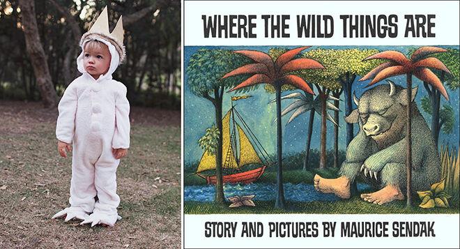 The best DIY book week costumes: Wild Things | Mum's Grapevine