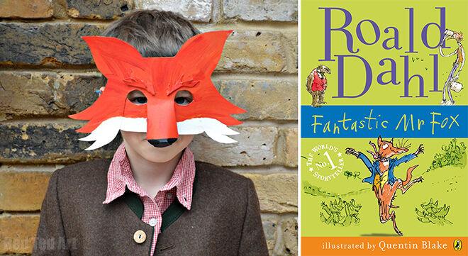 The best DIY book week costumes: Fantastic Mr Fox | Mum's Grapevine