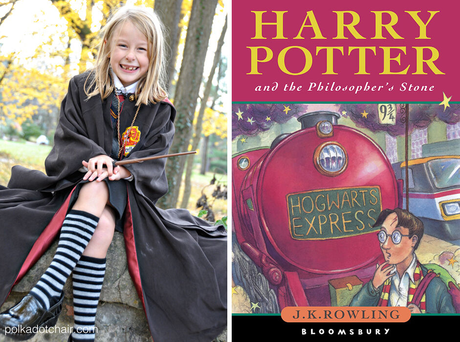 The best DIY book week costumes: Harry Potter | Mum's Grapevine