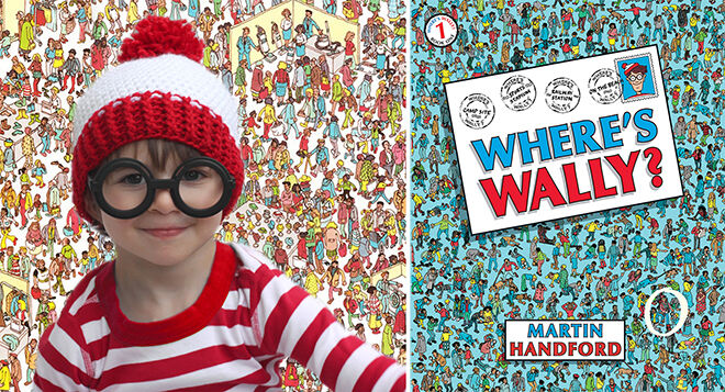 The best DIY book week costumes: Where's Wally | Mum's Grapevine