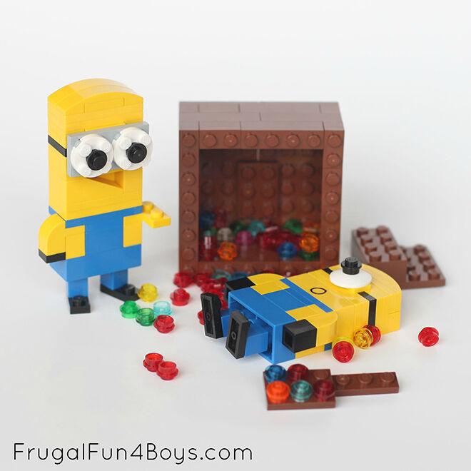 minioncraft - lego