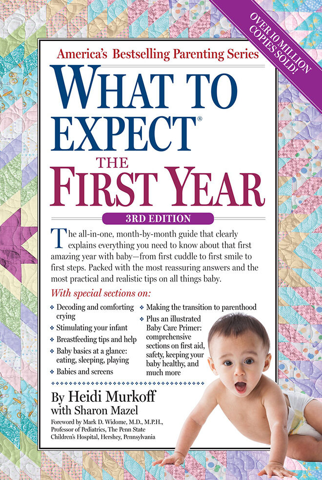 What to Expect the First Year | Mum's Grapevine