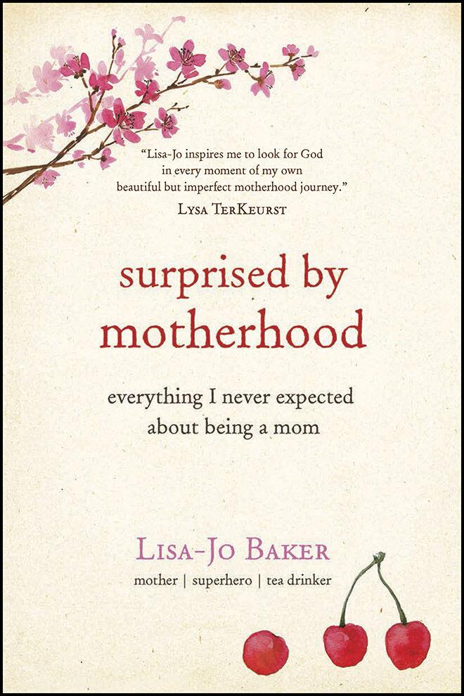 Surprised by Motherhood | Mum's Grapevine