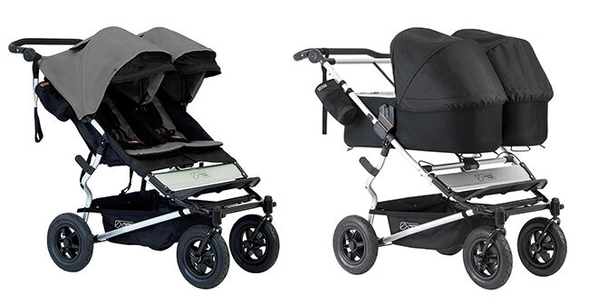Double Trouble: the 10 best side by side double prams