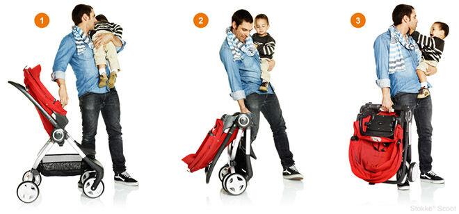 One Hand Fold Lightweight Stroller Strollers 2017