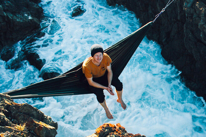 Gift Ideas for the Outdoor Dad: Ultra-light Hammock | Mum's Grapevine