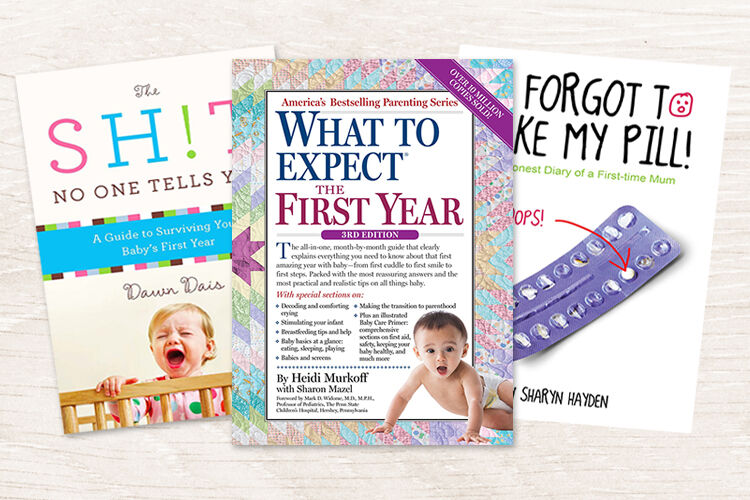 10 Books for New Mums