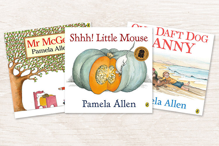 Top 10 Pamela Allen Books