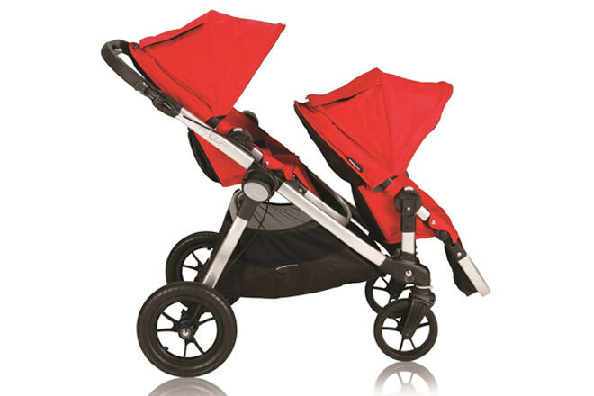 10 of the best tandem prams: Baby Jogger City Select | Mum's Grapevine