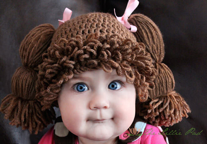 Cabbage Patch Kids Wigs Mums Grapevine