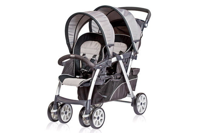 10 of the best tandem prams: Chicco Cortina Together Stroller | Mum's Grapevine