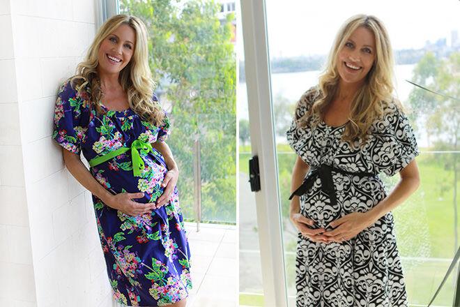 Designer Mamas Birthing Gowns | Mum's Grapevine