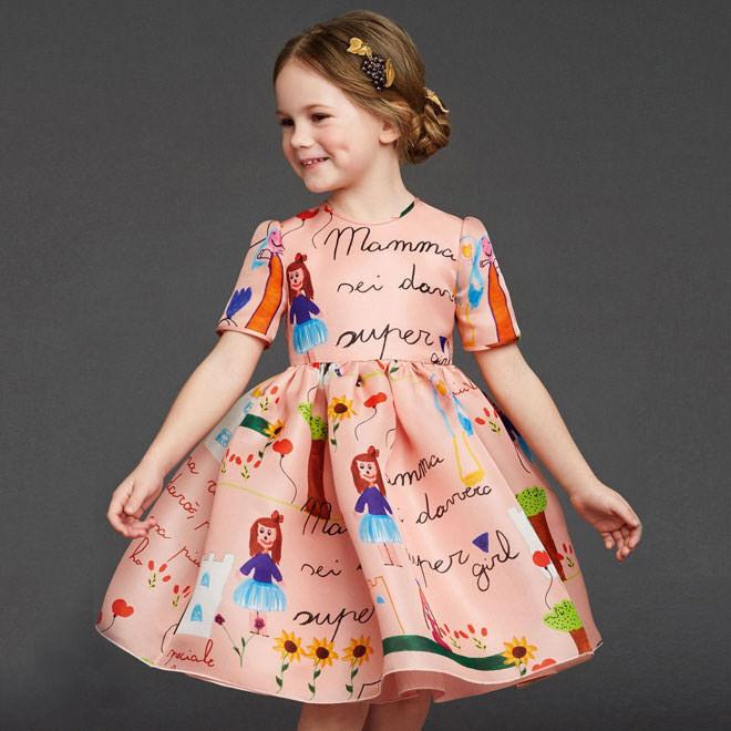 Designer Dresses for Girls