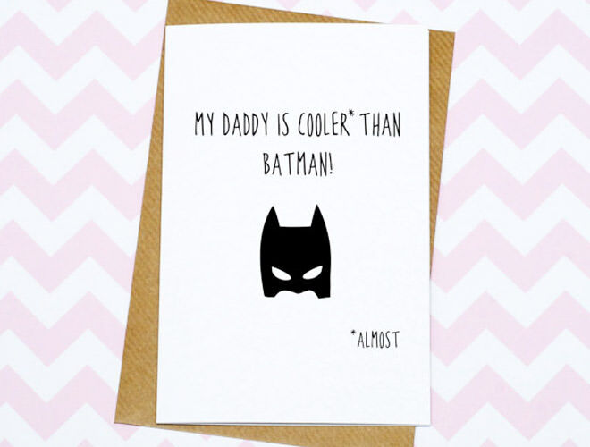 Cool card ideas for fathers day
