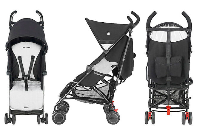 10 prams you can fold with one hand: Maclaren Quest Stroller | Mum's Grapevine