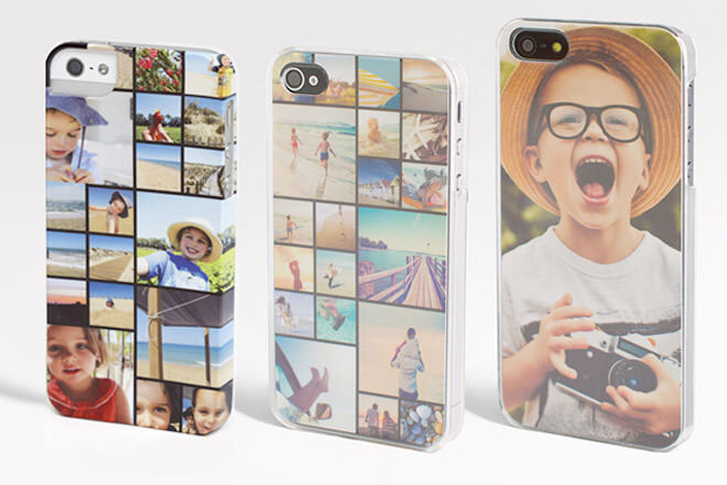 Gifts for a new dad: Personalised Photo iPhone Case | Mum's Grapevine